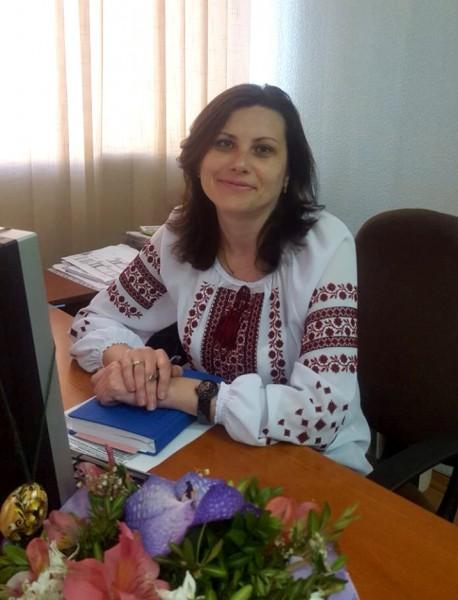 Оксана Рябчевська